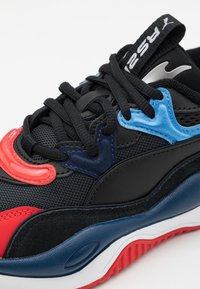 Puma - BMW MMS RS-2K UNISEX - Trainers - black/marina/high risk red - 5