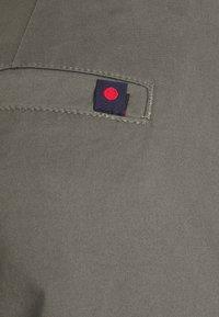 Denim Project - PANT - Cargo trousers - gunmetal - 5