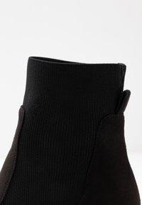 Steve Madden - RICHTER - Classic ankle boots - black - 2