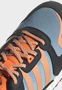adidas Originals - ZX - Sneakers basse - core black easy orange orange - 8