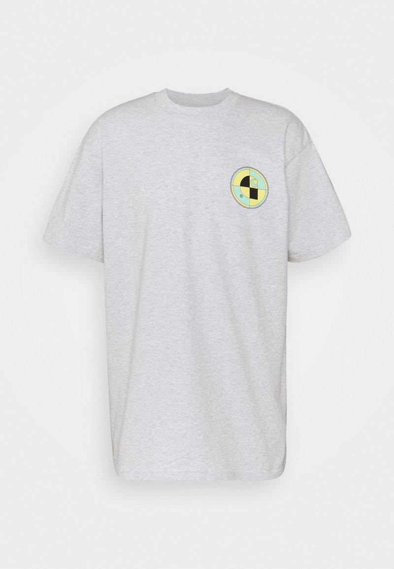 Carhartt WIP - TEST - Print T-shirt - ash heather
