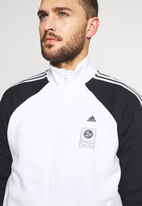 adidas Performance - DEUTSCHLAND DFB ICONS TOP - National team wear - white/black - 4