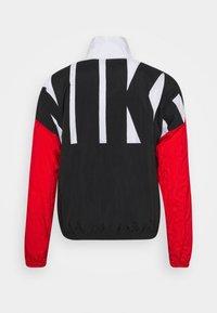Nike Performance - STARTING - Sportovní bunda - white/black/university red - 7