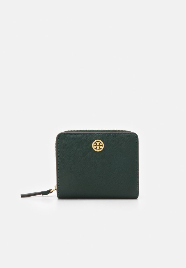 ROBINSON MINI WALLET - Portefeuille - pine tree/rolled brass