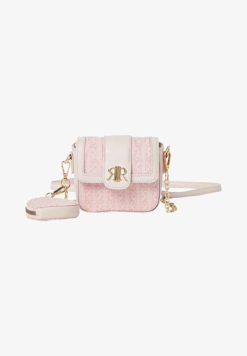 River Island - Across body bag - pink