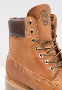 Timberland - HERITAGE 6 IN PREMIUM - Lace-up ankle boots - burnt orange - 5