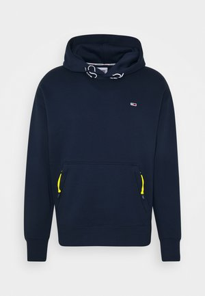DETAIL HOODIE UNISEX - Sweat à capuche - twilight navy