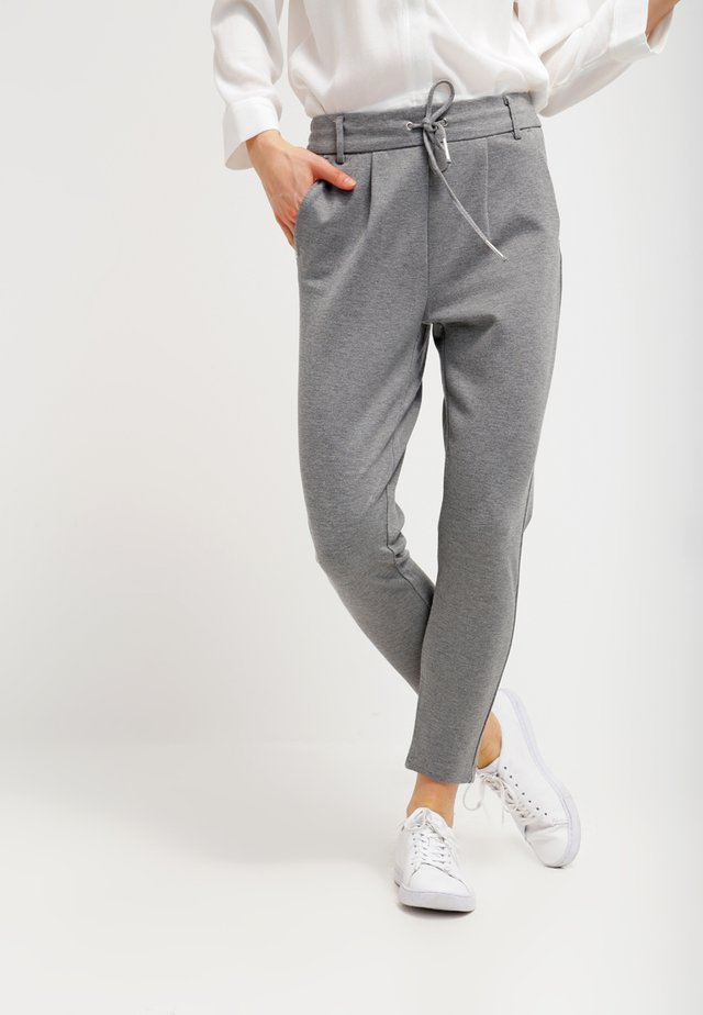 POPTRASH EASY COLOUR  - Pantalon de survêtement - medium grey melange