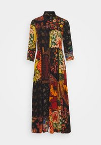 Desigual - TURIN DESIGNED BY CHRISTIAN LACROIX - Maxi dress - granate oscuro - 4