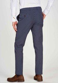 MDB IMPECCABLE - Trousers - dark blue - 2