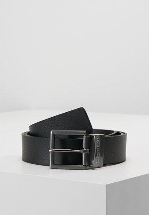 BELT - Belt - black/brown