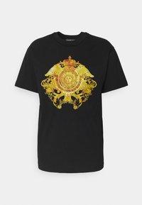MARK - T-shirt med print - black
