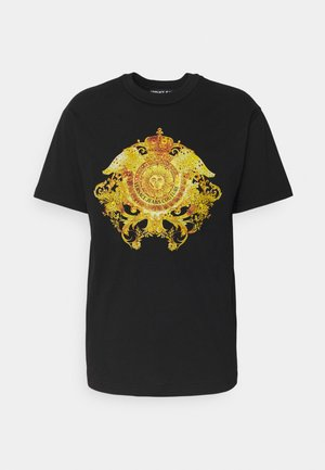 MARK - T-shirt con stampa - black