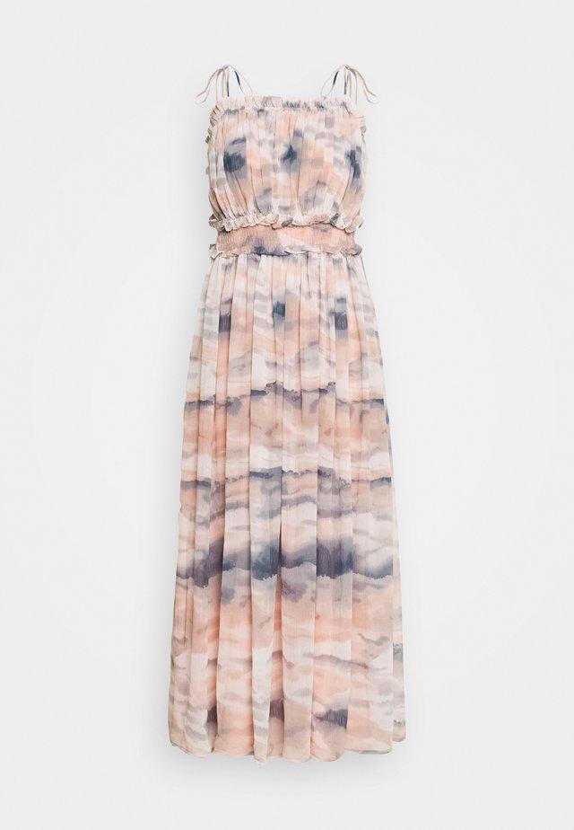 YASGLASGOW STRAP ANKLE DRESS SHOW - Vestido de cóctel - shifting sand