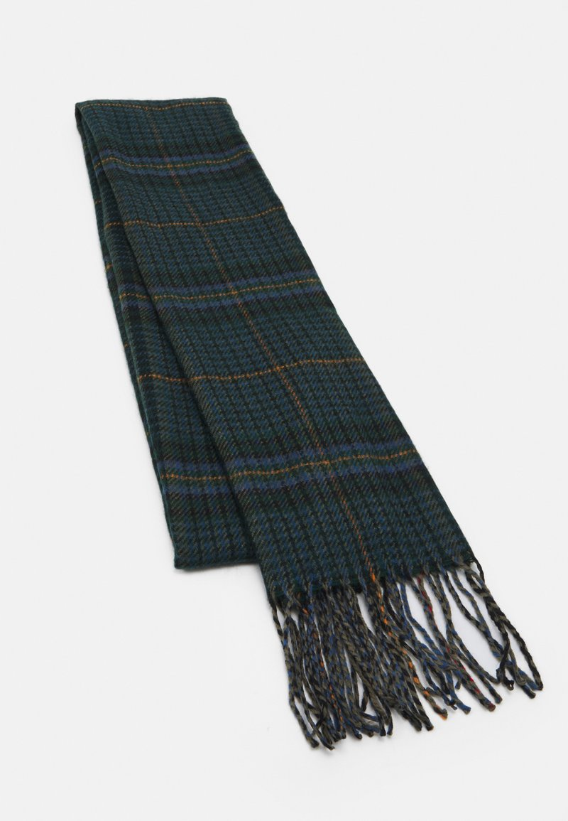Burton Menswear London - TARTAN SCARF - Scarf - green