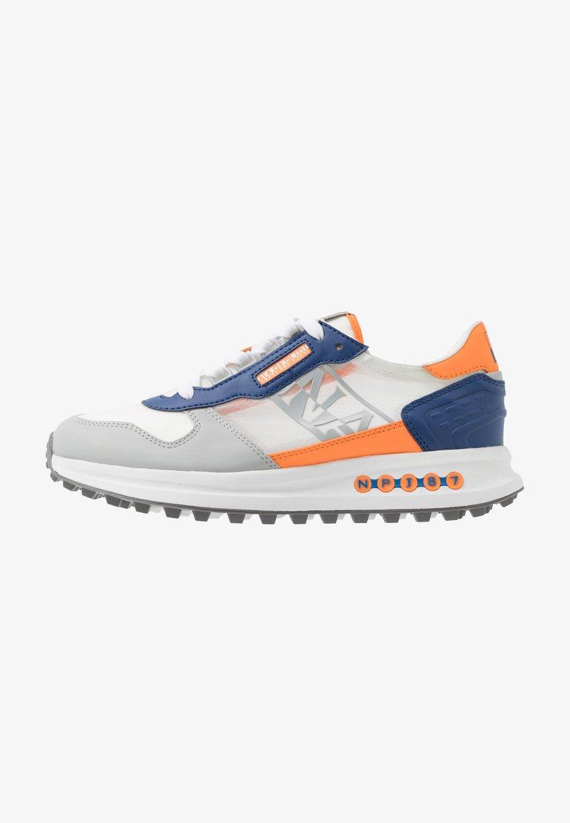 Napapijri - Trainers - grey/avio/orange