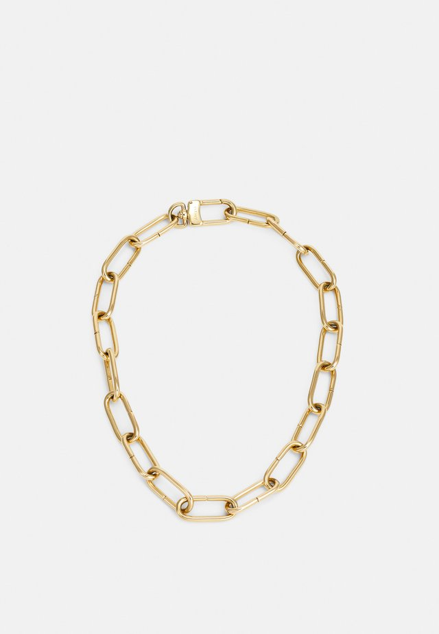 FIXER UNISEX - Collana - gold-coloured