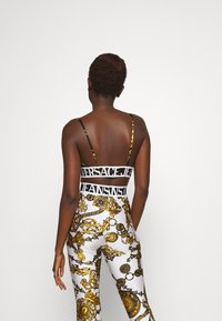 Versace Jeans Couture - Top - black/gold - 2