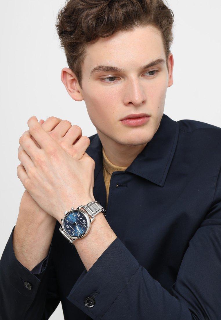Emporio Armani - Montre à aiguilles - silver-coloured