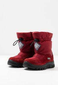 Naturino - VARNA - Winter boots - granata - 3