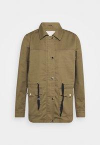 Freequent - ROSA - Short coat - capers - 0