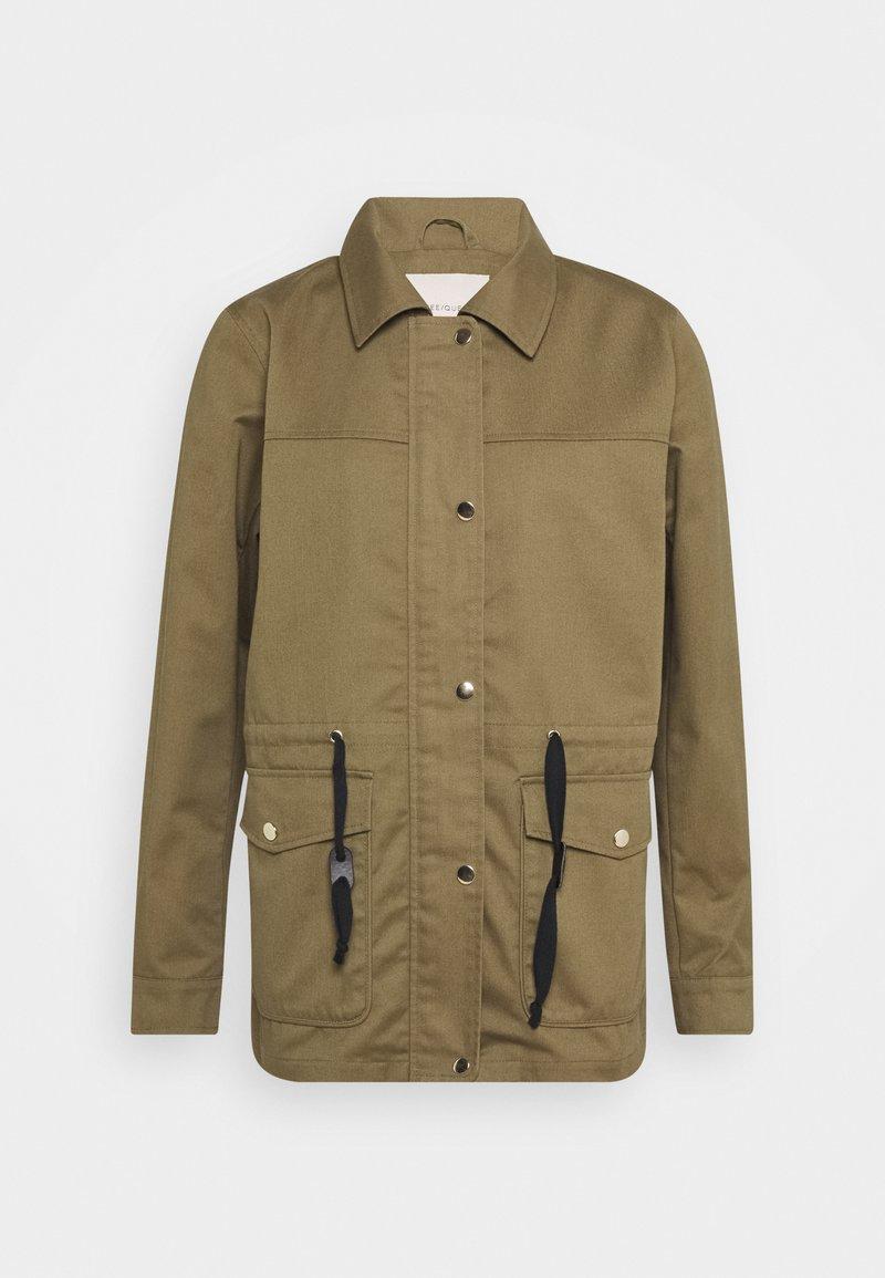 Freequent - ROSA - Short coat - capers