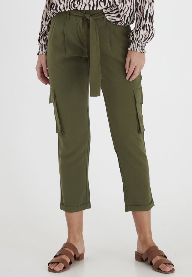 DRLARCY  - Cargo trousers - cypress