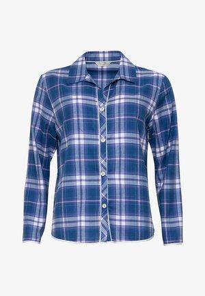 Maglia del pigiama - blue chks