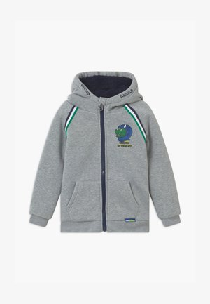SMALL BOYS - Zip-up hoodie - grey