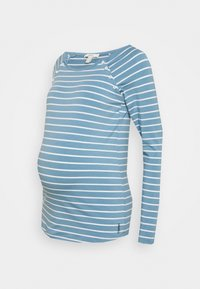 Esprit Maternity - Long sleeved top - shadow blue - 3