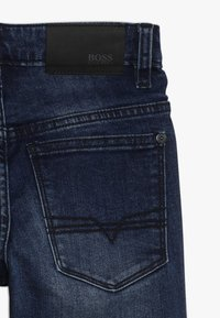 BOSS Kidswear - Jeans straight leg - stone pulverisation - 2