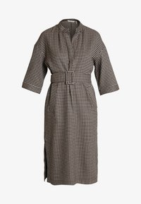 And Less - CAJA DRESS - Maxi šaty - caviar - 4