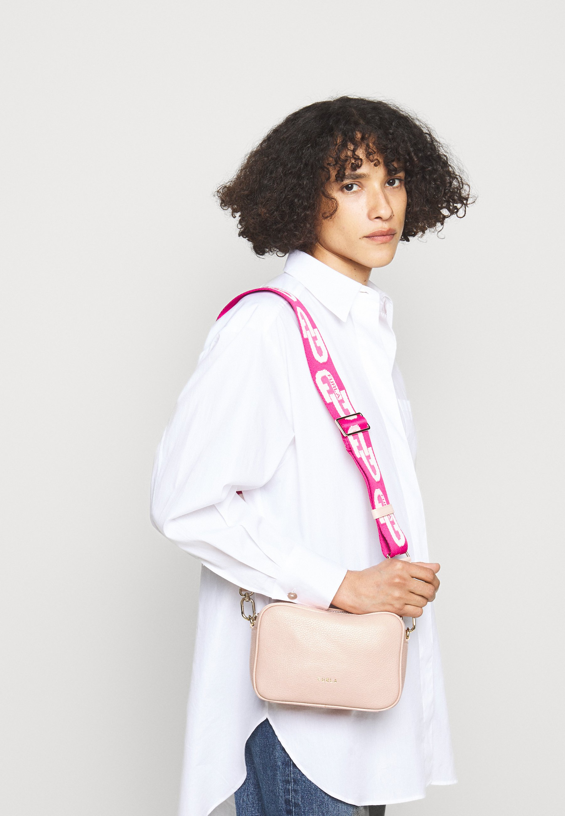 Women REAL MINI CAMERA CASE - Across body bag