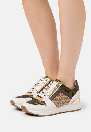 BILLIE TRAINER - Sneaker low - cream/multicolor