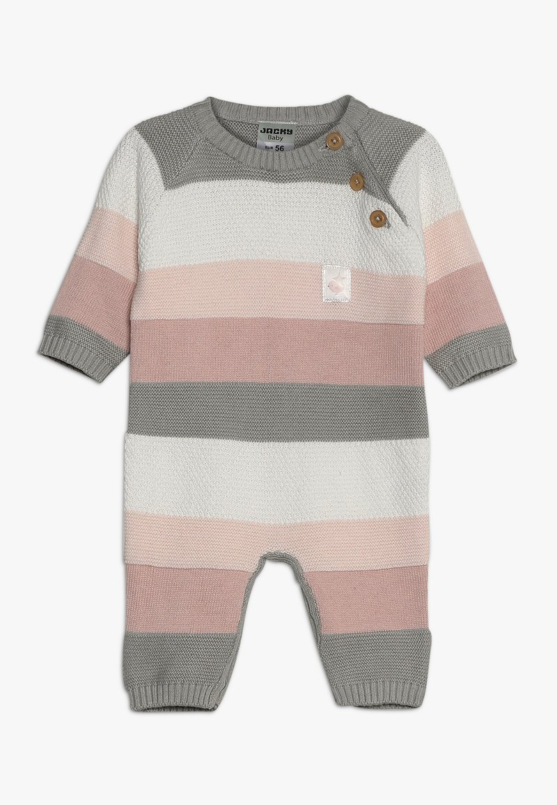 Jacky Baby - OVERALL IN THE CLOUDS - Jumpsuit - rosa