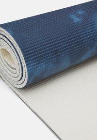South Beach - YOGA MAT PRINT - Fitness / Yoga - blue tie dye - 3