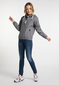Schmuddelwedda - Outdoor jacket - grey melange - 1