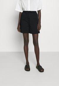 Filippa K - JESSA - Shorts - black - 0