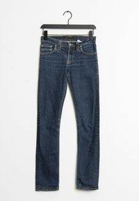Nudie Jeans - Bootcut jeans - blue - 0
