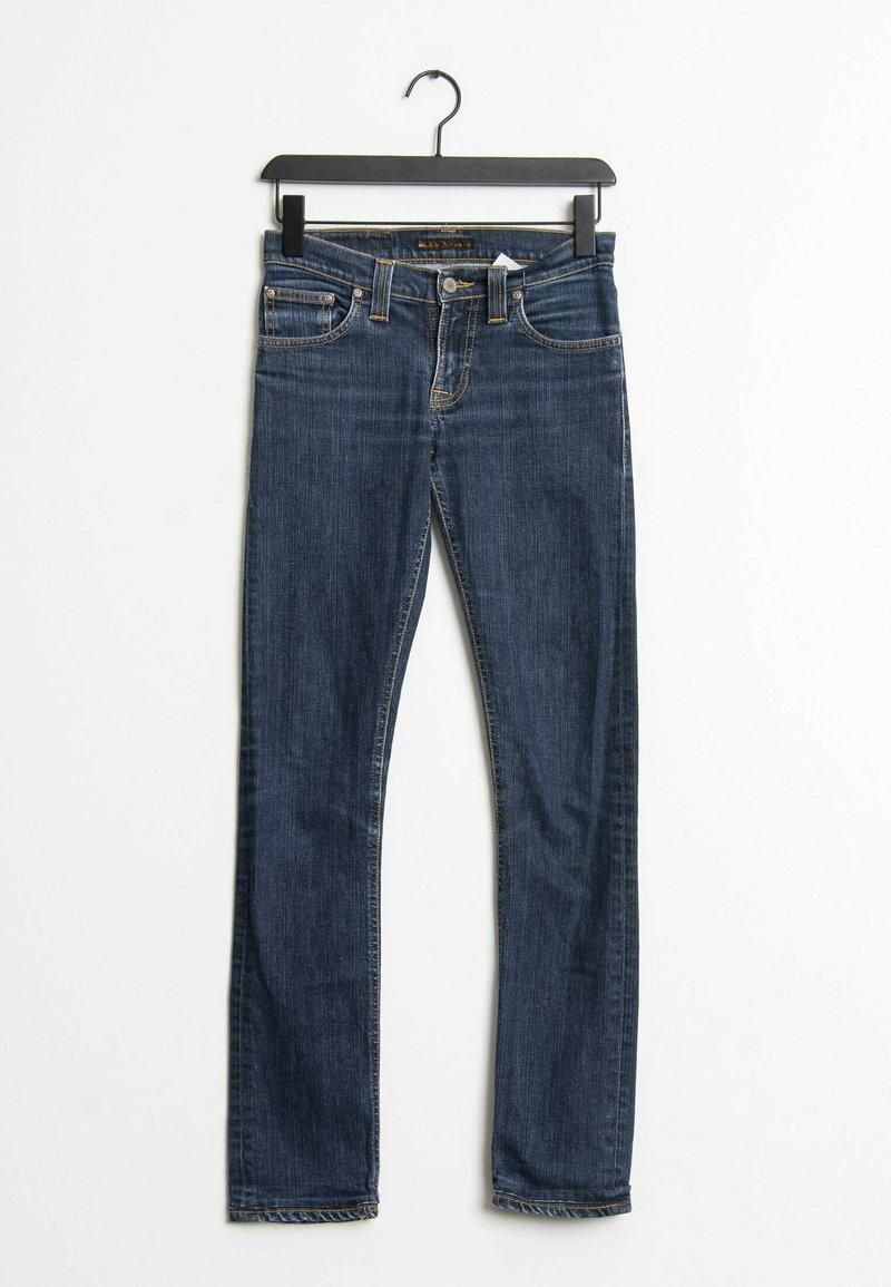 Nudie Jeans - Bootcut jeans - blue
