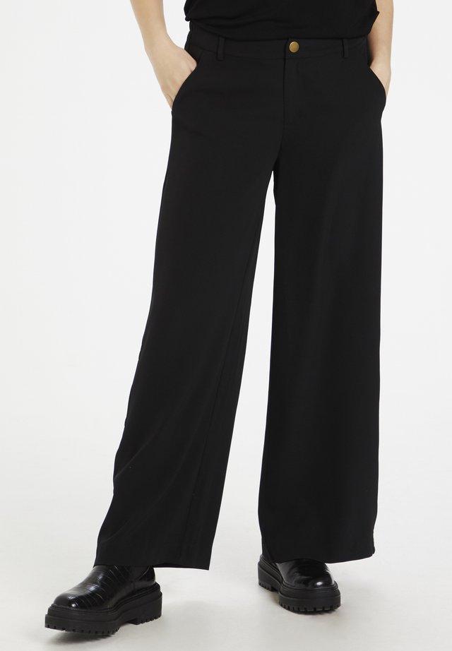 CUCHANAN PANTS - Pantalon classique - black