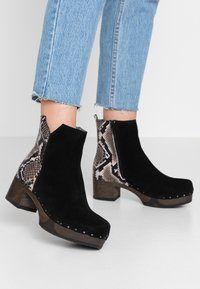 Softclox - JAEMI - Classic ankle boots - schwarz - 0