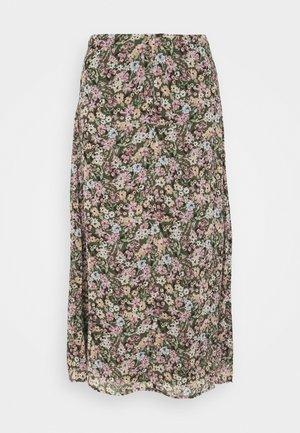 PER SKIRT - A-line skirt - khaki