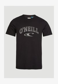 O'Neill - T-shirt med print - black out - 5
