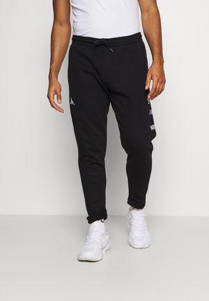 ILAY - Spodnie treningowe - caviar