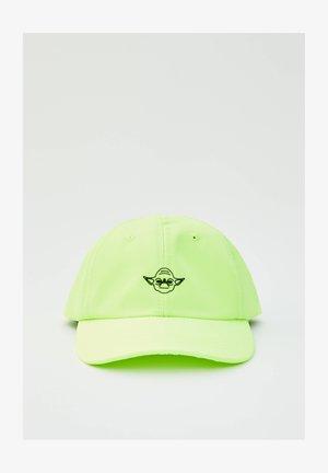 Kšiltovka - neon green