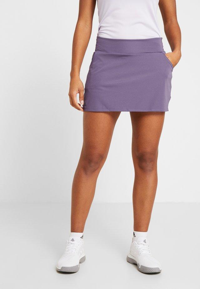 CLUB SKIRT - Sportsnederdel - purple