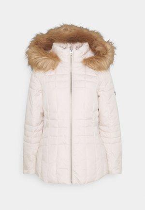 ESSENTIAL JACKET - Zimní bunda - white smoke