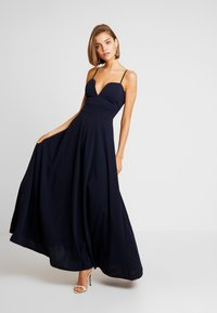 WAL G. - THIN STRAP CUP - Occasion wear - navy - 2