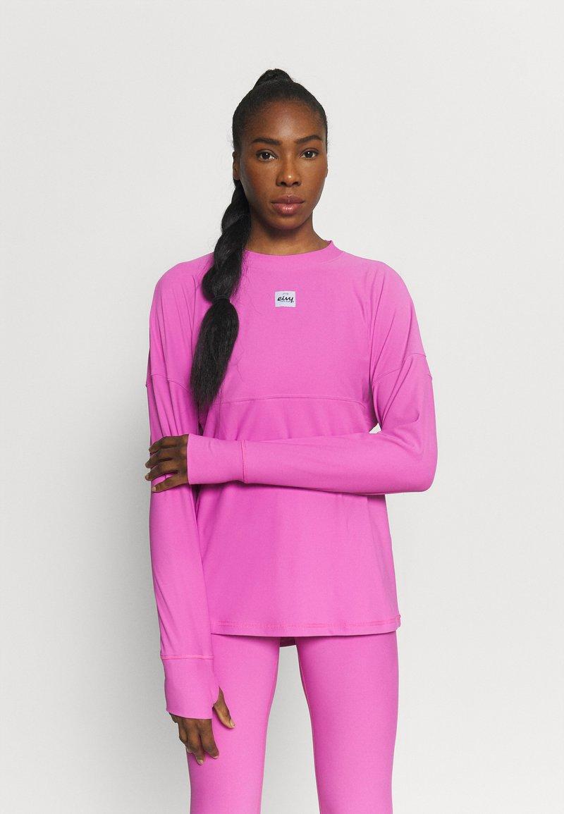 Eivy - VENTURE  - Camiseta de manga larga - super pink